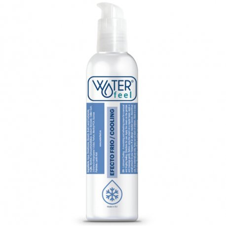 Waterfeel Lubricante Efecto Frío 150 ml