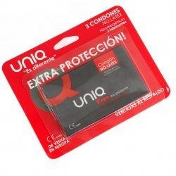Free Aro Protector Preservativo sin Látex 3 Uds