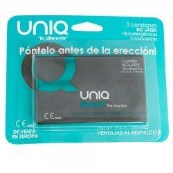 Smart Pre-Erección Preservativo sin Látex 3 Uds