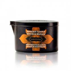 Kamasutra massage candle almond Mediterranean