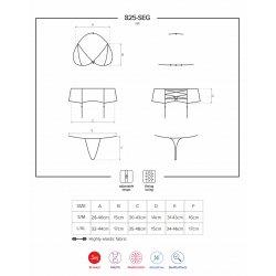 Conjunto 825–Seg-6 Set 3 Piezas Azul