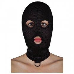 Extreme mask Bacaclave black