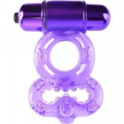 Anneau C bague Infinity Super violet