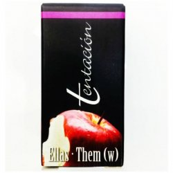 Tentación Elixir de Feromonas Lesbianas 7 ml