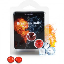 Set 2 Brazilian Balls Frío / Calor