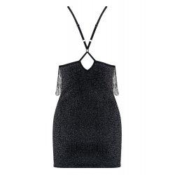 Vestido Sexy 824–Dre-1 Negro