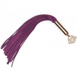 Mini thresher whip in Lilac