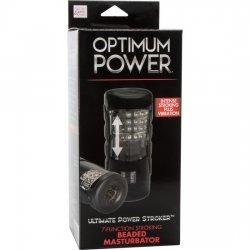 Masturbador Optium Power Ultimate Negro