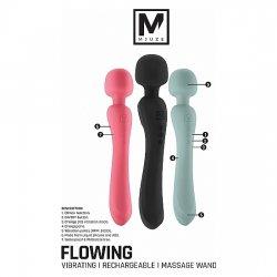 Flowing Varita Estimuladora Rosa ABS