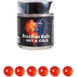 Bocal 6 ballons brésiliens froid / chaleur