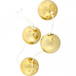 Duoballs Gold 4 Bolas Estimuladoras