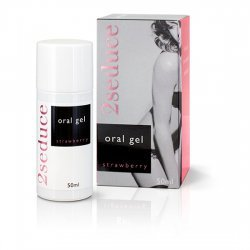 2Seduce vanille de Gel Oral