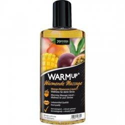 Huile massage effet chaleur mangue + passion fruit 150 ml