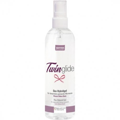 Twinglide Gel Híbrido de Placer 100 ml