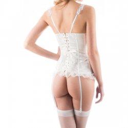 Corpiño Fantasy Blanco Sexy