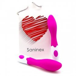 Vibromasseur Saninex Multiosgasmico Rosa