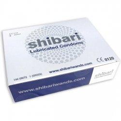 Shibari Preservativos de Látex 144 Uds