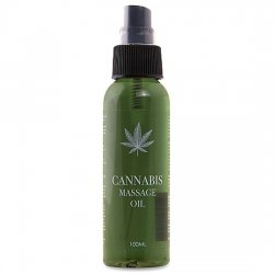 Aceite de Masaje Cannabis 100 ml