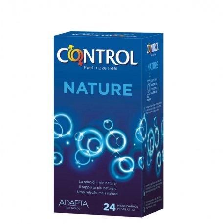 Preservativos Adapta Nature 24 Uds