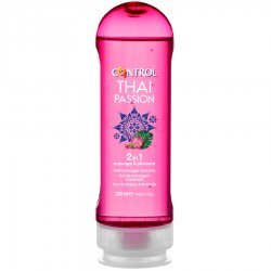 Gel de massage et plaisir Thai Passion 200 ml