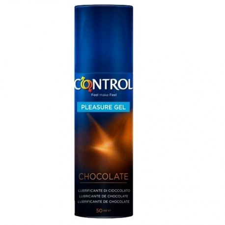 Lubricante Control 50 ml Chocolate