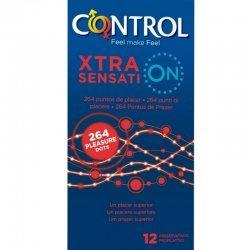 Control Xtra Sensation 12 Uds