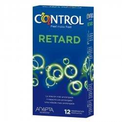 Preservativos Control Retardante 12 Uds