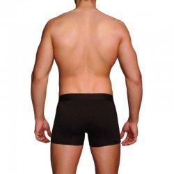 Male MS075 black Boxer sports