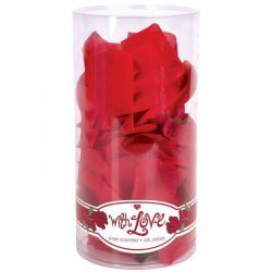 Bed of red roses to gift