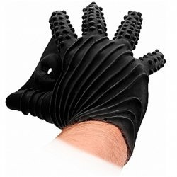 Gant de masturbation Fisting – noir