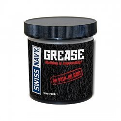 Lubricante de Aceite Swiss Navy Grease 473 ml