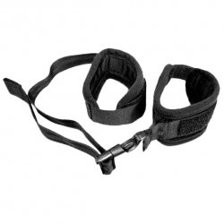 Wives Black Nylon with adjustable ties