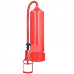 Comfort Beginner beginners erection pump Red