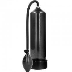 Pompe à érection Classic noir