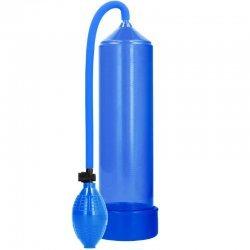 Pompe à érection bleu classique
