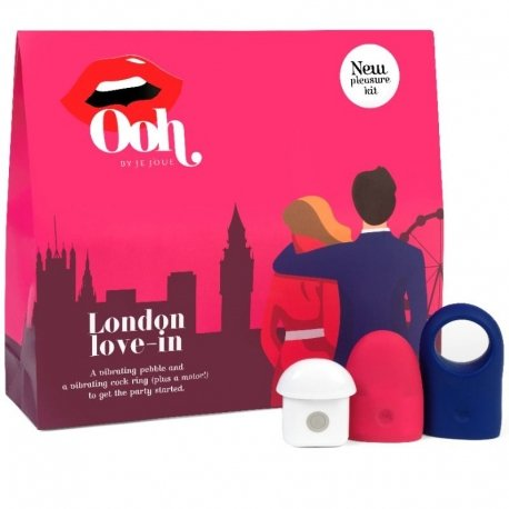 Ooh Kit de Placer London