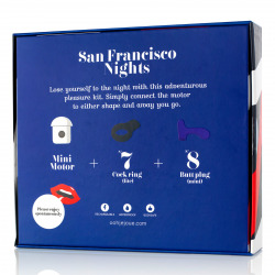 Ooh Kit de Placer San Francisco Mini