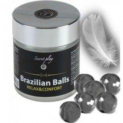 Tarro 6 Brazilian Balls Relax & Confort
