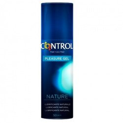 Lubricante Control Pleasure Gel Nature 50 ml
