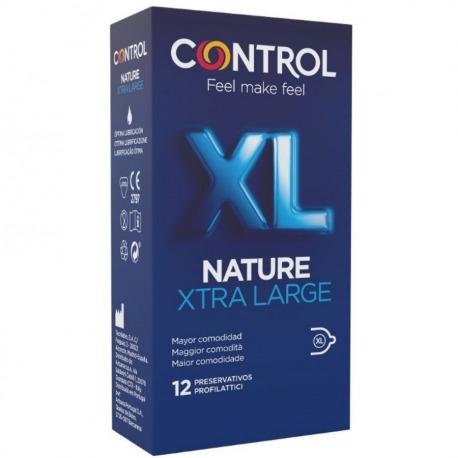 Preservativos Control XL 12 Uds