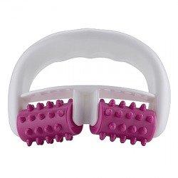 Pink Roller Massager
