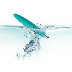 Daisy Estimulador Vibrador Silicona Azul