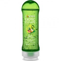 Gel de Masaje Control Exotic Escape 200 ml