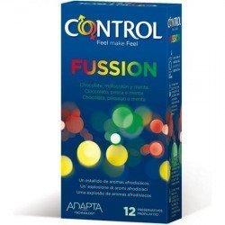 Preservativos Control Fussion 12 Uds