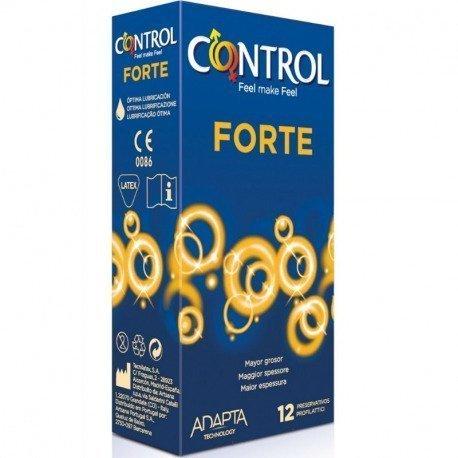 Preservativos Control Forte 12 Uds