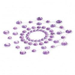 Cubrepezones Indiscrets Mimi lilac