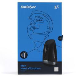 Satisfyer Men Heat Vibration Masturbador Masculino