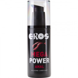 Eros Mega Power Lubricante Anal 125 ml