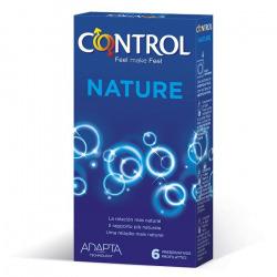 Preservativos Control Nature 6 Uds