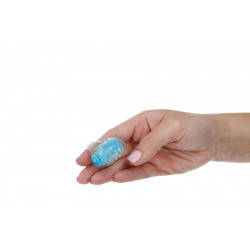 Estimulador Dedo Azul Gelatina